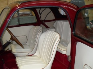 Fiat full interior retrim